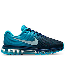 Nike Men's Air Max 2017 Running Sneakers from Finish Line