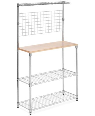 Honey Can Do Bakers Rack Cleaning Organization For The Home