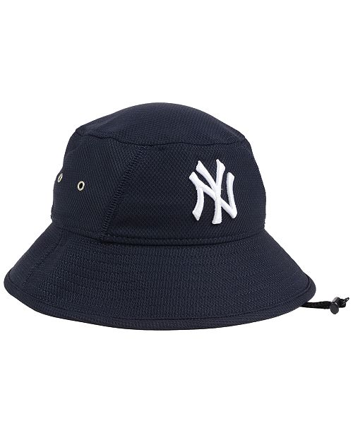 a47e995609bd1 New Era New York Yankees Clubhouse Bucket Hat & Reviews - Sports Fan ...