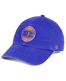 reputable site 1566c abcc9  47 Brand New York Knicks Clean Up Cap.