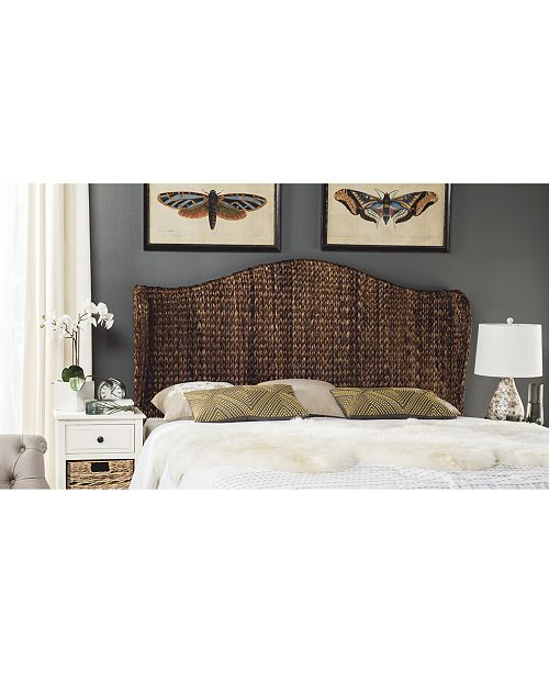 Furniture Gerena Winged Headboards, Quick Ship