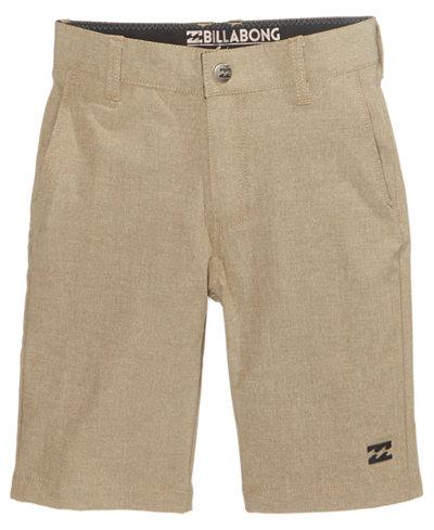 Billabong Crossfire Shorts, Toddler & Little Boys (2T-7)