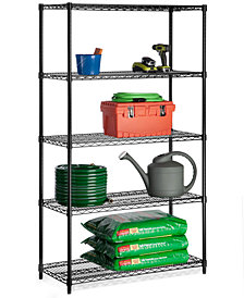Honey Can Do 5-Tier Shelving Unit