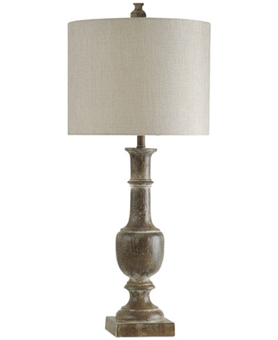 StyleCraft Baluster Chatam Table Lamp