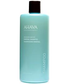 Ahava Mineral Shampoo, 25 oz.