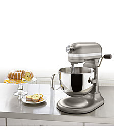 KitchenAid KP26M1XACS Architect 6 Qt. Stand Mixer, Created for Macy's