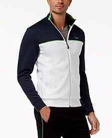 Boss Hugo Boss Men's Skoz Zip-Front Sweatshirt
