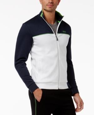 Boss Hugo Boss Men's Skoz Zip-Front Sweatshirt