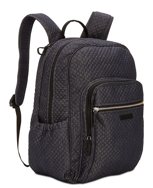 Vera Bradley Iconic Campus Backpack   Reviews - Handbags ... 5280dc29aed82