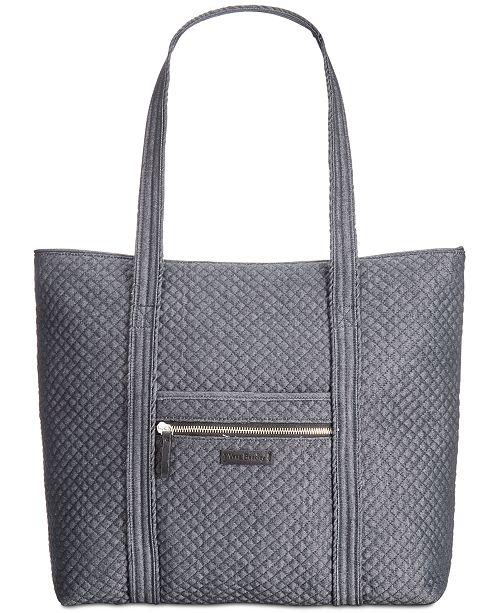 87c621bdea269 Vera Bradley Iconic Vera Large Denim Tote   Reviews - Handbags ...