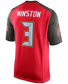Nike Men's Jameis Winston Tampa Bay Buccaneers Game Jersey