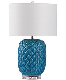 Safavieh Chaney Blue Table Lamp