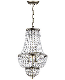 Safavieh Amoret 4-Light Platinum Chandelier