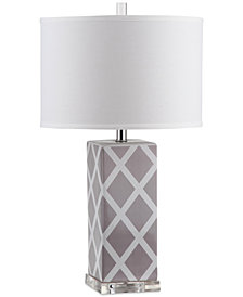 Safavieh Garden Lattice Table Lamp