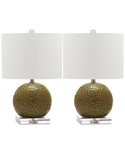 Safavieh Set of 2 Conway Table Lamps