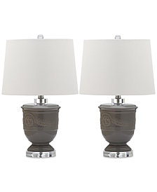 Safavieh Set of 2 Shoal Table Lamps