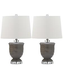 Safavieh Set of 2 Shoal Table Lamps