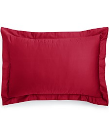 CLOSEOUT! Charter Club Damask King Sham, 100% Supima Cotton 550 Thread Count, Created for Macy's