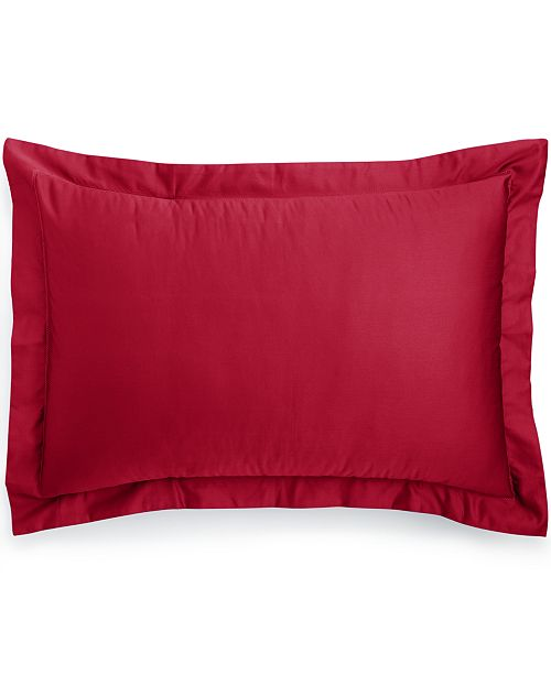 Charter Club CLOSEOUT! King Sham, 100% Supima Cotton 550 Thread Count, Created for Macy's