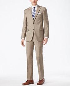 Tommy Hilfiger Sharkskin Modern-Fit Suit Separates