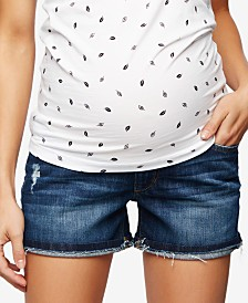Joe's Jeans Maternity Denim Shorts