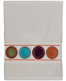 "Dot Swirl 20"" x 27"" Cotton Hand Towel"