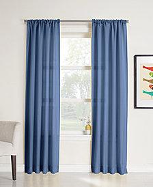"CLOSEOUT! Lichtenberg No. 918 Elation Sheer 40"" x 95"" Curtain Panel"