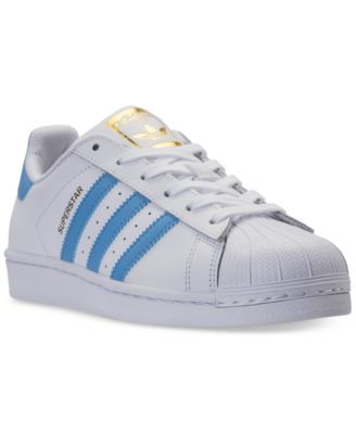 Image of adidas Women's Superstar Casual Sneakers from Finish Line
