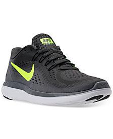Nike Men's Flex 2017 Run Running Sneakers from Finish Line