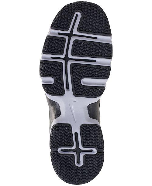 845f7d289df4 Nike Men s Lunar Fingertrap TR Training Sneakers from Finish Line ...
