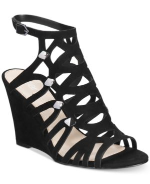 Bar Iii Lania Wedge Sandals, Created for Macy