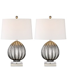 Pacific Coast Set of 2 Harby Table Lamps