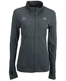 adidas Women's New York City FC Full-Zip Jacket