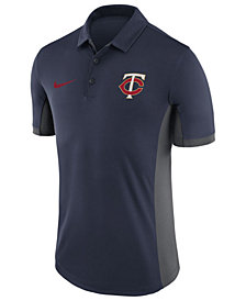 Nike Men's Minnesota Twins Franchise Polo