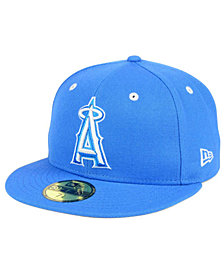 New Era Los Angeles Angels Pantone Collection 59FIFTY Cap