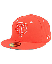 New Era Minnesota Twins Pantone Collection 59FIFTY Cap