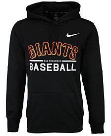 Nike Men's San Francisco Giants Therma Hoodie