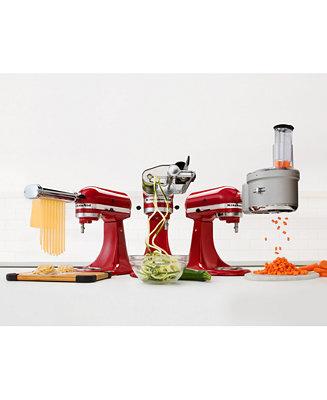 Kitchen Aid Mixer Attachments Macy S L