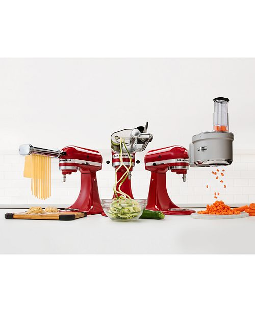 Kitchenaid Attachments Are An Easy And Affordable Way To Expand The Versatility Of Your Stand Mixer With