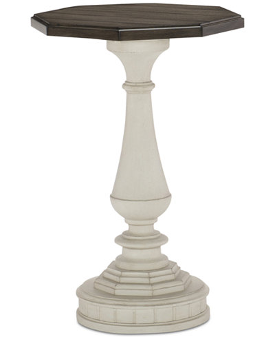 Barclay Octagon End Table