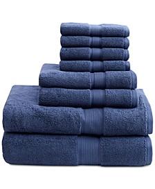 Signature Solid 8-Pc. Towel Set