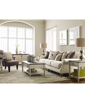 Barclay Table Furniture Collection Furniture Macy S