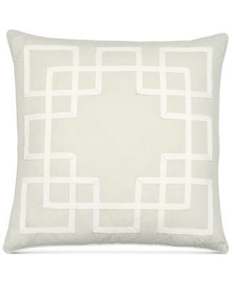 "Anthea 18"" Square Decorative Pillow"