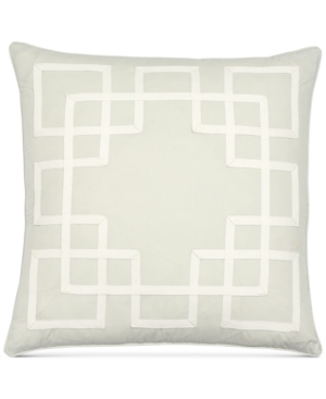 "Image of Sanderson Anthea 18"" Square Decorative Pillow Bedding"