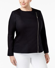 Women's Navy Blazer: Shop Women's Navy Blazer - Macy's