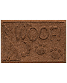 Bungalow Flooring Water Guard Wag the Dog 2' x 3' Doormat