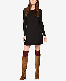 BCBGMAXAZRIA Maternity Jersey A-Line Dress