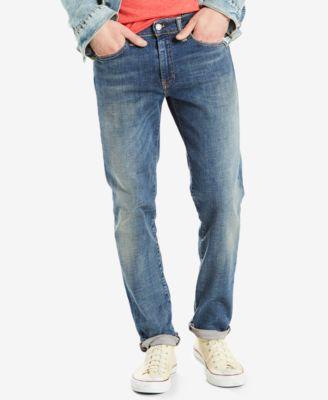 Levi's 511 slim fit jeans men's