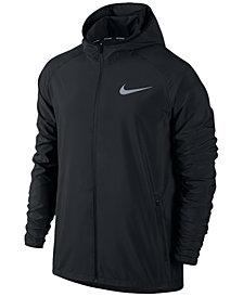 Nike Men's Essential Hooded Water-Resistant Running Jacket