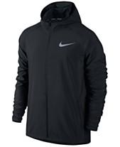 Nike Men s Essential Hooded Water-Resistant Running Jacket f96150727d81